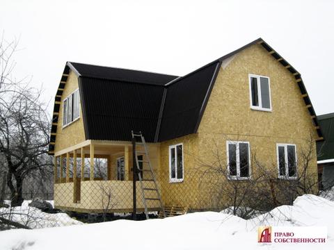 Два дома со своим выходом к реке Оке, 24 сотки - Фото 1