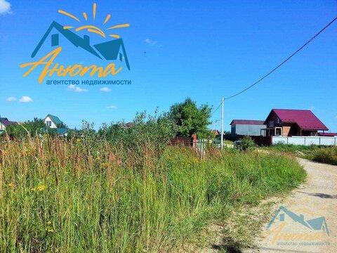 Участок в деревне Лучны Боровского района - Фото 1