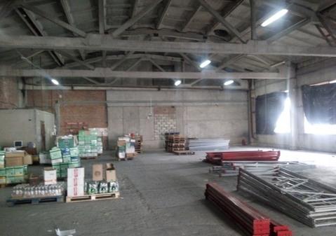 Производственно-складское помещение 640 кв.м. на въезде в Новороссийск - Фото 1