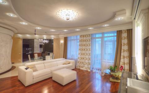 Калинина 30 шикарная двухуровневая квартира в элитном доме - Фото 1