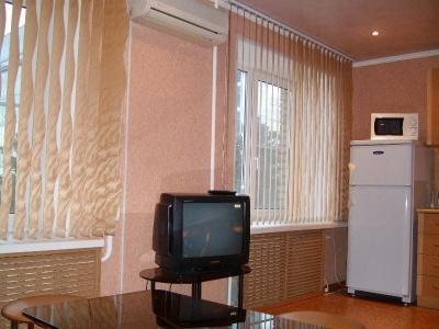 Комфортная квартира-студия с отдельной спальней в самом центре города. - Фото 5