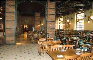 Ресторан клуб 1325 м2 - Фото 5