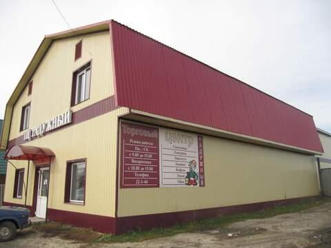 Продажа торговой площади 747 м2, село Зырянское - Фото 2