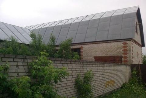 Продам недостроенный кирпичный дом в деревне Клишева. - Фото 3