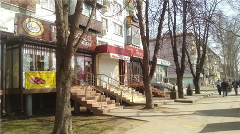 Аренда торгового помещения, Краснодар, Ул. Ставропольская - Фото 4