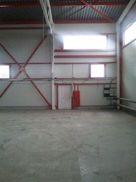 Сдам складское помещение 640 кв.м, м. Проспект Ветеранов - Фото 1