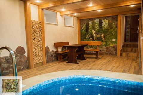 Домик с сауной, бассейном на сутки. vip отдых в Омске - Фото 1