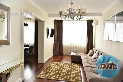 Вашему вниманию предлагается уютная, светлая трехкомнатная квартира в - Фото 1