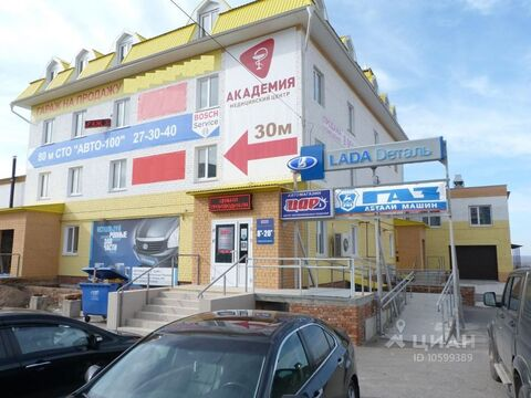 Продажа торгового помещения, Ульяновск, Ул. Репина - Фото 1