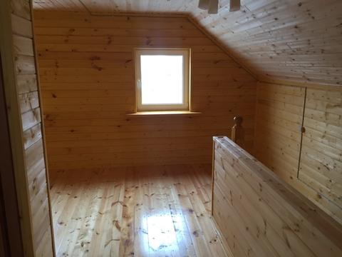 Купить дом из бруса в Наро-Фоминском районе д. Хлопово - Фото 5