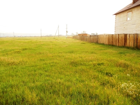 Продам земельный участок в п. Урик, ул. Китойская - Фото 2