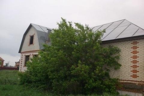Продам недостроенный кирпичный дом в деревне Клишева. - Фото 4