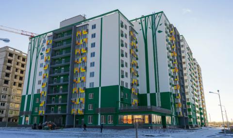 Однокомнатная квартира в новом ЖК Мичуринский! - Фото 4