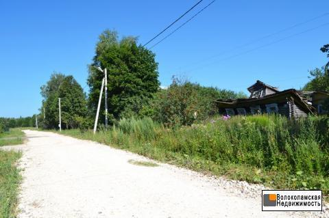 Участок 15 сот. с домом под снос в деревне Зубово - Фото 5
