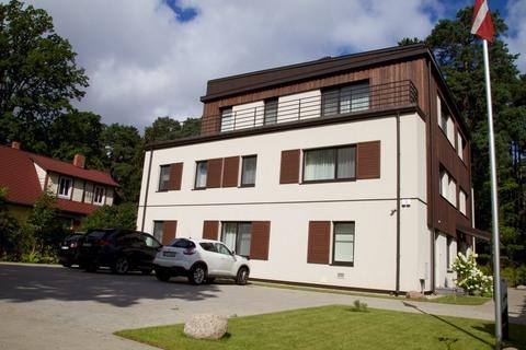 Новый обустроенный апарт отель на 4 квартиры в Юрмале в дюнной зоне - Фото 1