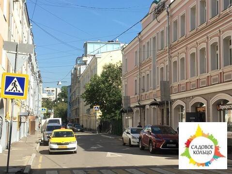 Описание объекта Помещение в историческом центре Москвы - элитный - Фото 3