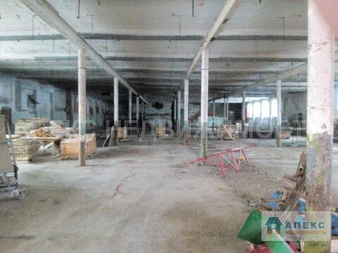 Продажа помещения пл. 2224 м2 под производство, склад Воскресенск . - Фото 1