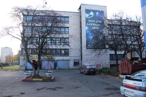 Продается здание паркинга Санкт-Петербург, Ключевая улица, дом 32. - Фото 2