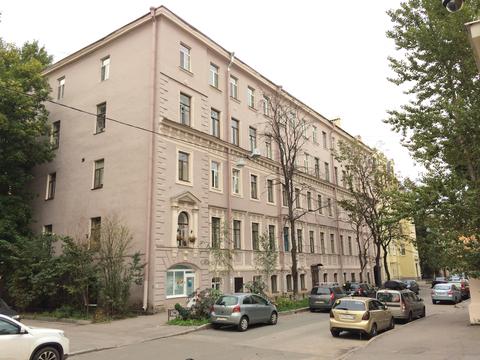 Объявление №52269089: Продаю комнату в 4 комнатной квартире. Санкт-Петербург, ул. Канонерская, 5,