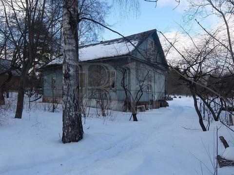 Дом у большой воды 80 м2 на участке 30 соток, в старо-дачном месте, 15 . - Фото 1