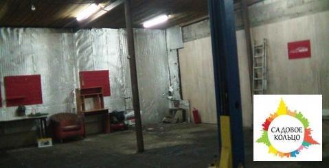 Под автосервис, гараж бокс, на 4 машиноместа, подъемник, выс. потолка: - Фото 3