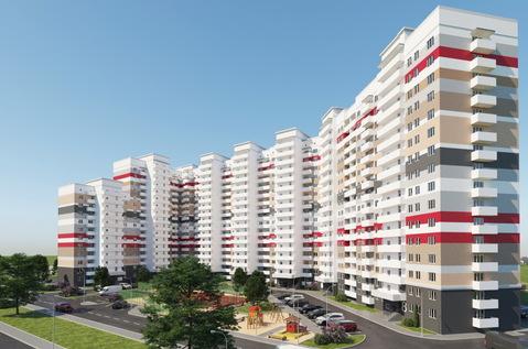 2х-комнатная квартира 50 кв.м. в Яблоневом пасаде - Фото 4
