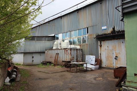 Змельный участок в имущественном комплексе со складом и офисами - Фото 4