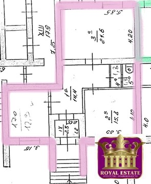 Сдается в аренду офис Респ Крым, г Симферополь, ул Козлова, д 41 - Фото 1