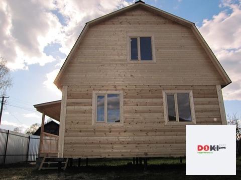 Брусовой дом в Егорьевском райне - Фото 2