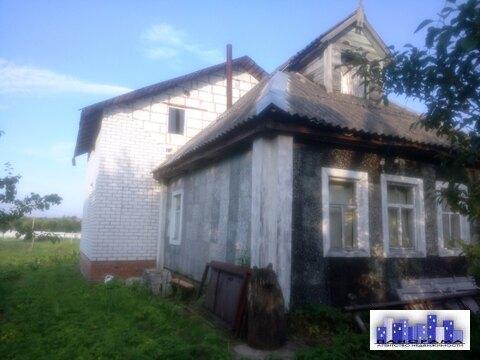 Дом 112,5 кв.м. на участке 15 соток ИЖС в д. Снопово