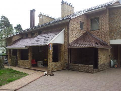 Дом 375 кв.м. Щелковское ш, 20км от МКАД, д. Соколово