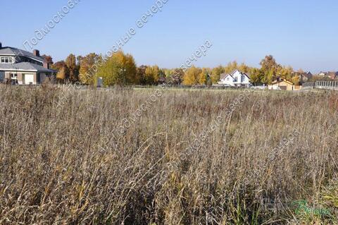 Рублево-Успенское ш. 24 км от МКАД, Папушево, Участок 15.4 сот. - Фото 1