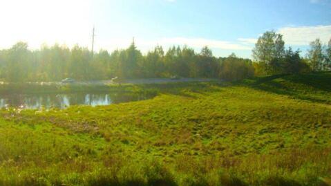 Продается участок 55 соток под автоиндустрию в 3 км от Всеволожска - Фото 1