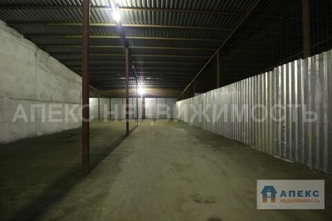 Аренда помещения пл. 650 м2 под склад, офис и склад Обухово . - Фото 1