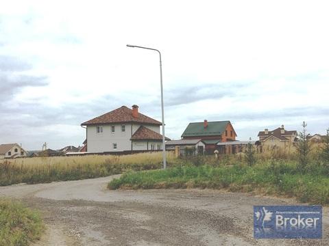 Участок 15 сот в коттеджном посёлке ивушкино - Фото 4