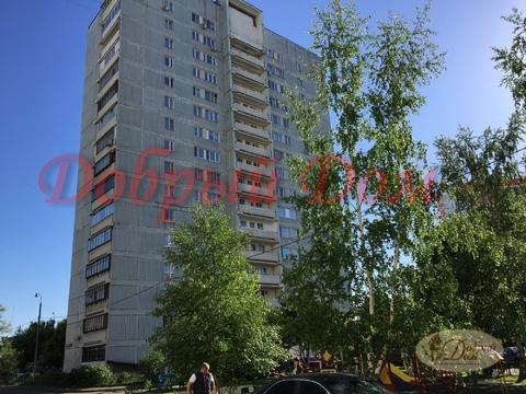 Комфортная квартира Твардовского улица, дом 6, корпус 4 - Фото 1