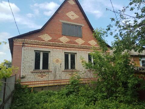 Продается дом отдельно стоящий - Фото 1