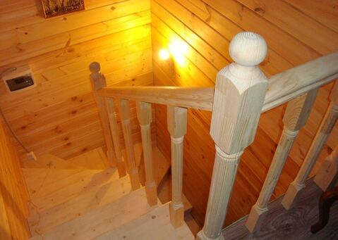 Продается 2х этажная дача 150 кв.м. на участке 10 соток - Фото 4