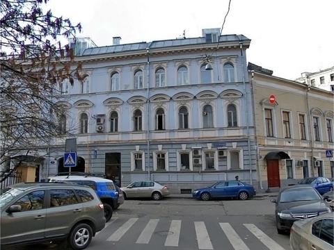 Продажа офиса, м. Арбатская, Малый Кисловский переулок - Фото 1