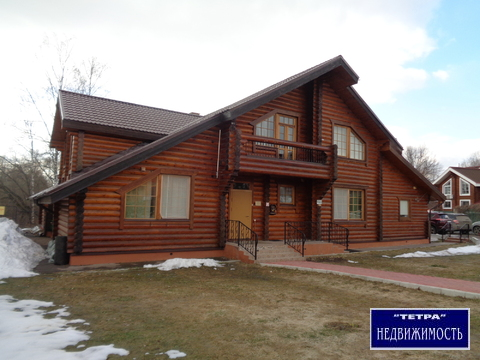 Продается загородный дом 415 м2 в д.Пучково(Новая Москва) - Фото 1