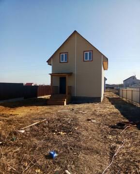 Купить дом из бруса в Раменском районе д. Петровское - Фото 2