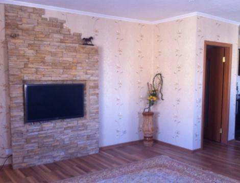 Трёхкомнатная квартира на ул.Тыныч, 8 - Фото 4