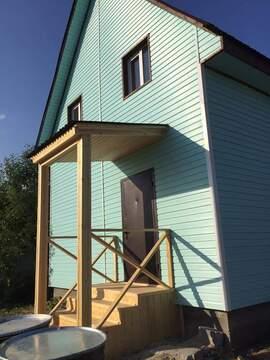 Купить дом из пеноблоков в Наро-Фоминском районе с. Атепцево - Фото 2