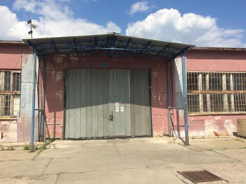 Сдаются склады с районе ж-д станции Загорново - Фото 1