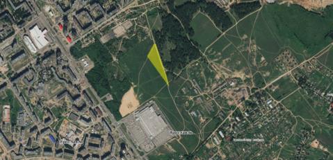 Продается земельный участок для многоквартирного строительства