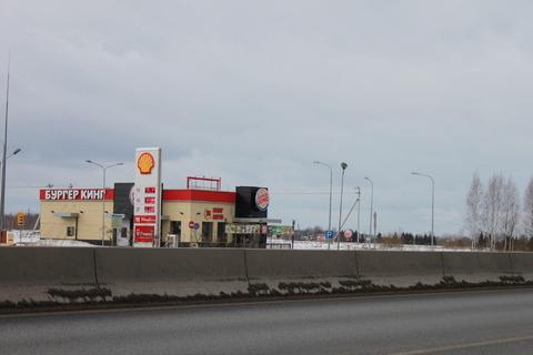 Продается земельный участок на автодороге М-10