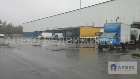 Аренда склада пл. 4000 м2 Видное Каширское шоссе в складском комплексе - Фото 1