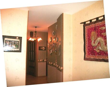 Отличная квартира в сталинском доме в самом экологичном округе . - Фото 3