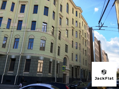 ЖК Полянка/44 - четырёхкомнатная кв-ра, 170 кв.м. с видом во Двор-парк - Фото 4