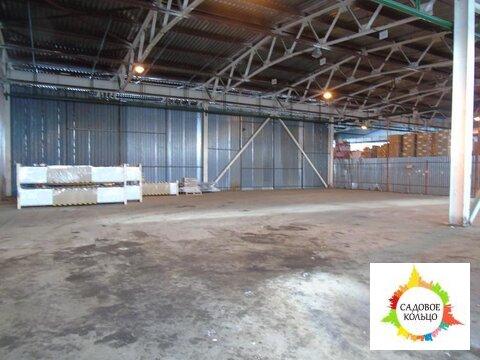 Отапливаемый склад ангарного типа, общей площадью 576 кв - Фото 2